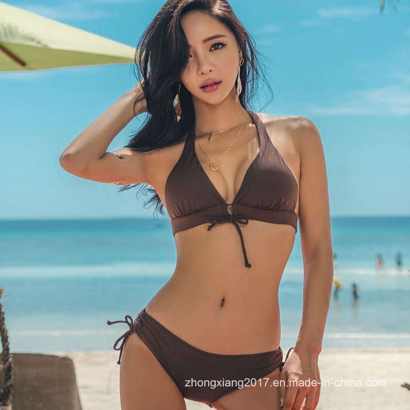 6b7c754209 China New Arrival Hot Spring Two-Piece Swimwear Beach Bikini Bathing Suit -  China Bathing Suit, Swimwear