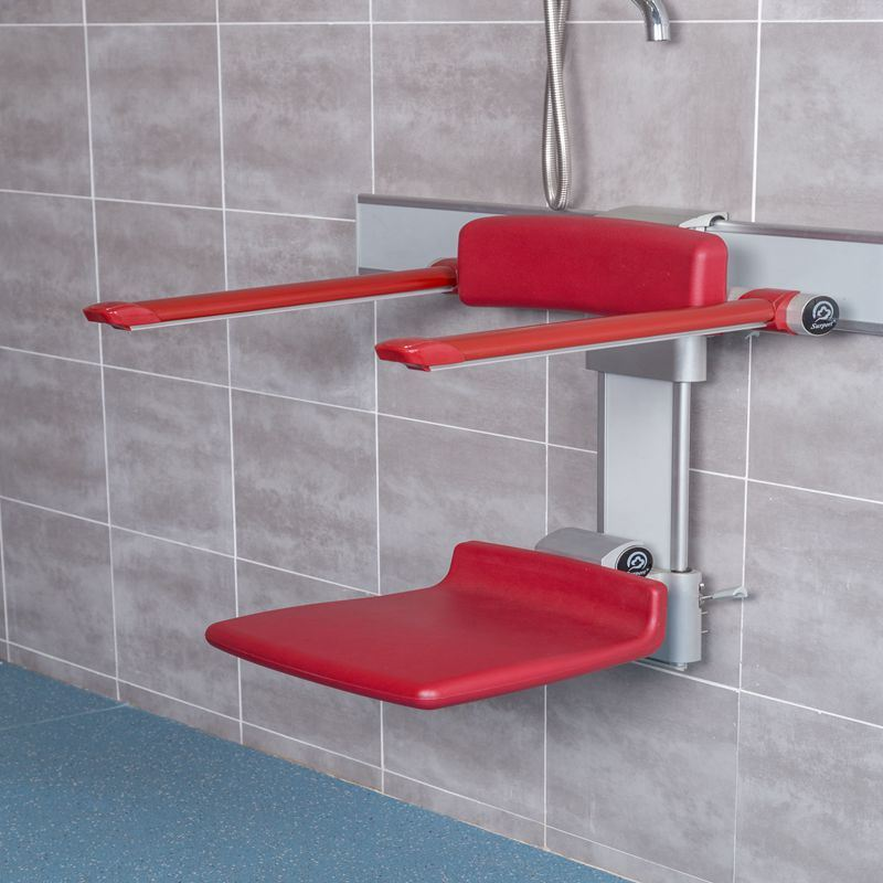 China New Design Aluminum Shower Chairs Used for The Elderly - China ...