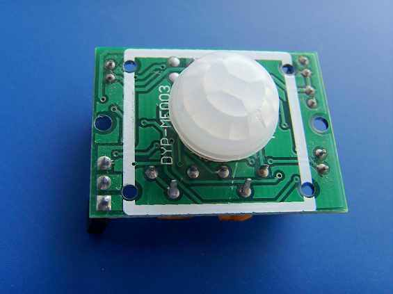 5-20V DYP-ME003 Pyroelectric PIR Infrared Motion Sensor Detector Module