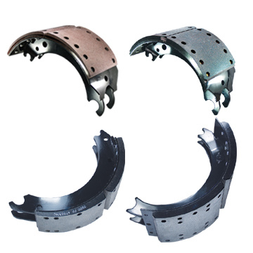 Brake Shoe for BPW (lined brake shoe)