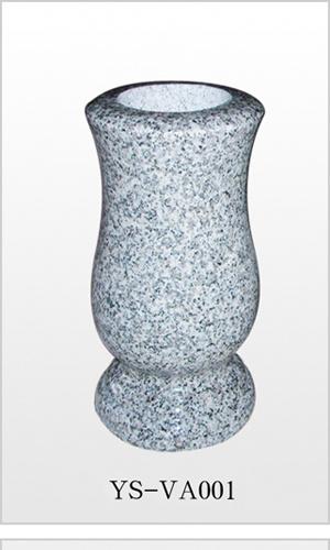 China G664g654g603 Granite Flower Vase For Memorial Stone China