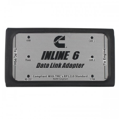[Hot Item] Cummins Inline 6 Data Link Adapter, Auto Scanner