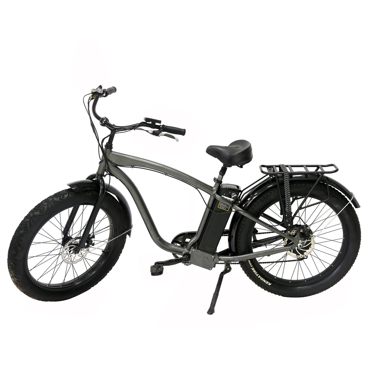 5da29a5c890 China 750W Giant Fast Electric Mountain Bicycle with Fat Tyre Photos ...