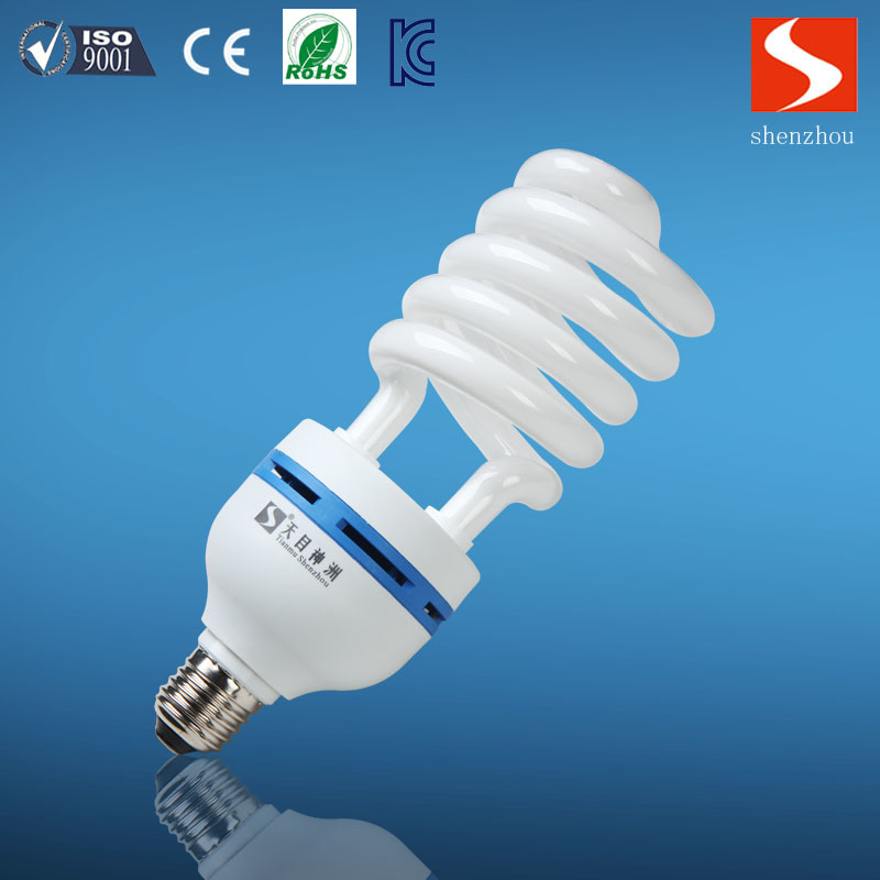Factory Supplier High Power Spiral 65W Tri Phosphor CFL Lamps pictures & photos