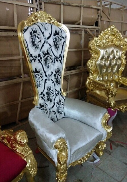 Modern King Throne Chair Party Rental & China Modern King Throne Chair Party Rental Photos u0026 Pictures - Made ...