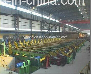 Roller Chain in Hot Rolling Mill