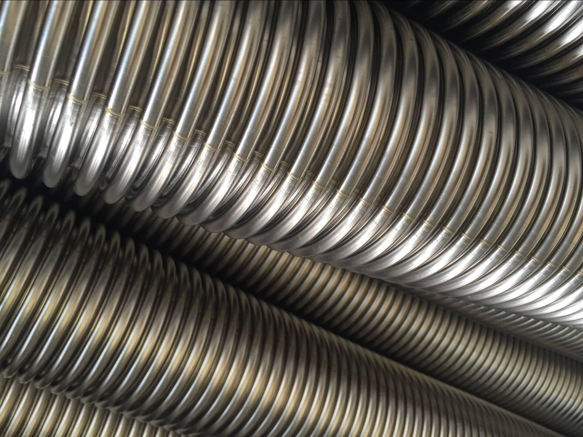 Stainless Steel Corrugated Flexible Hose Reel pictures & photos