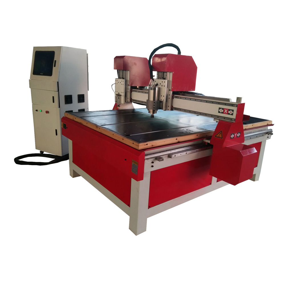 China 2 Head CNC Glass Cutting Machine Price for Sale Photos