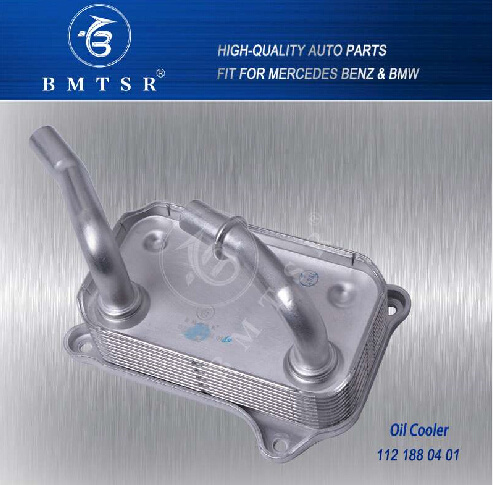 [Hot Item] Auto Engine Oil Cooler for Mercedes Benz M112 M113 1121880401
