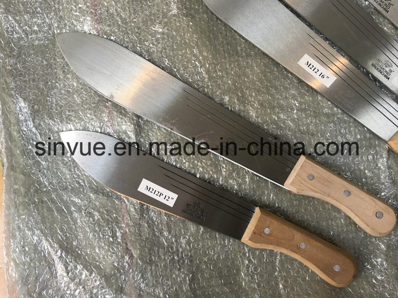 China High Carbon Steel Blade 2 4mm Blade Thickness M212