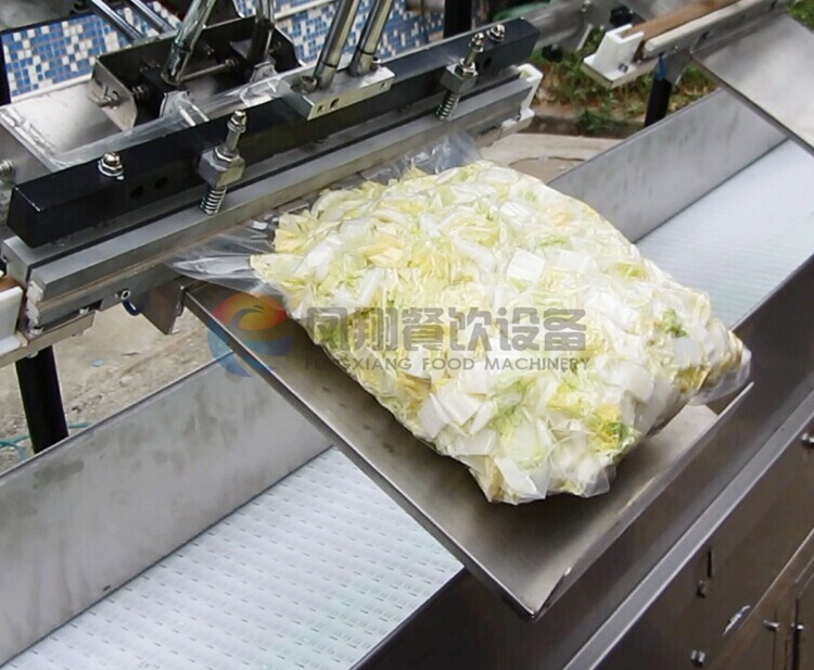 Automatic Gas Flushing Food Vegetable Fruit Snacks Meat Vacuum Sealing Sealer Machine pictures & photos