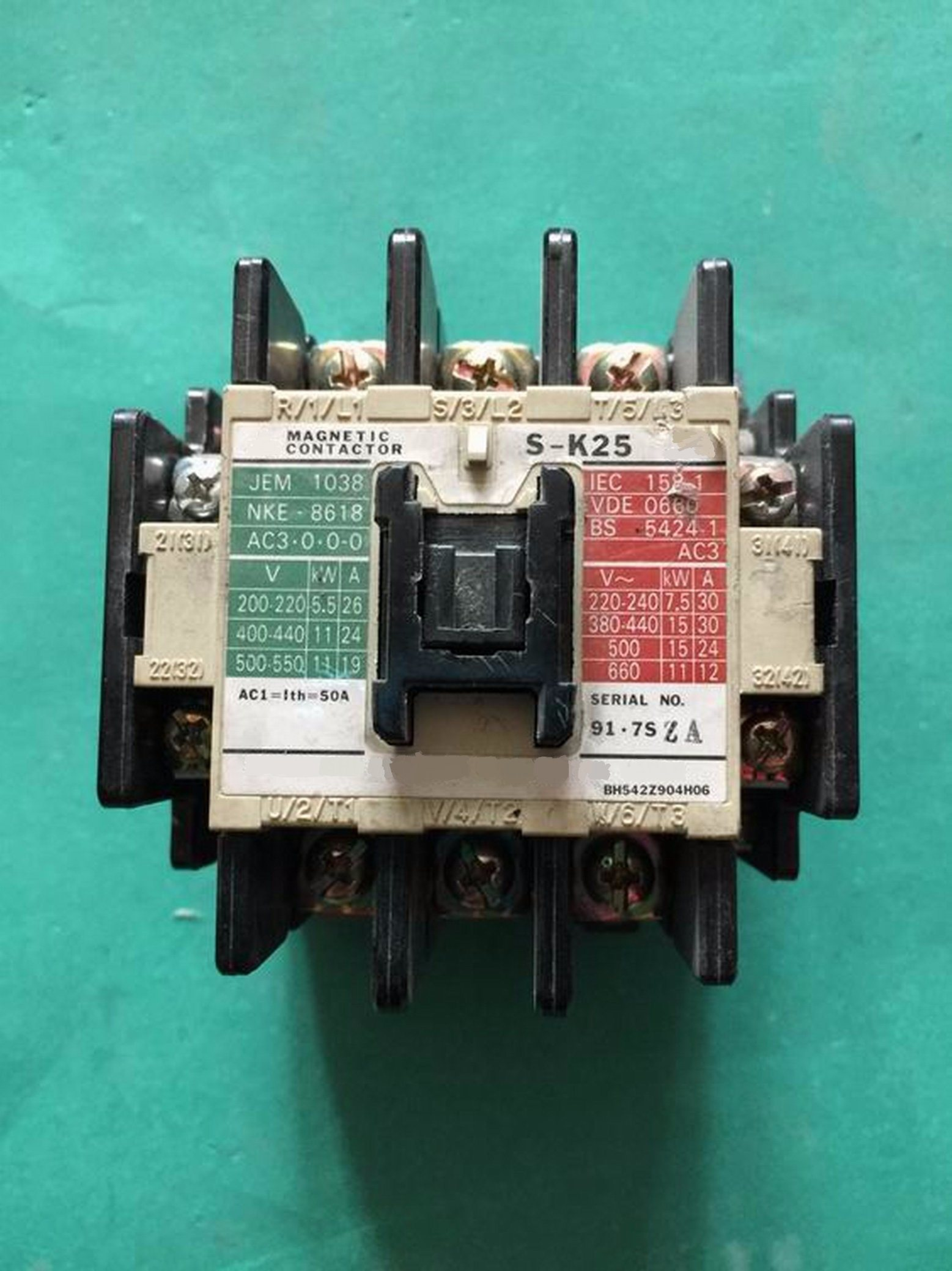 China Professional Factory For Cjx5 Magnetic Contactor 240 3 Phase Schneider Wiring Telemecanique S K25 Ac K Electrical