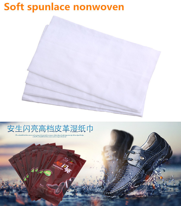 [Hot Item] Substance Cleaning Non-Woven Wet Wipe Individually Flow Pack
