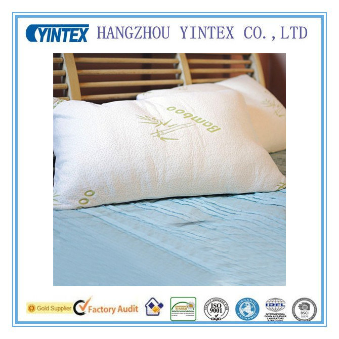 2017 Hot Sale Bamboo Shredded Memory Foam Pillow pictures & photos