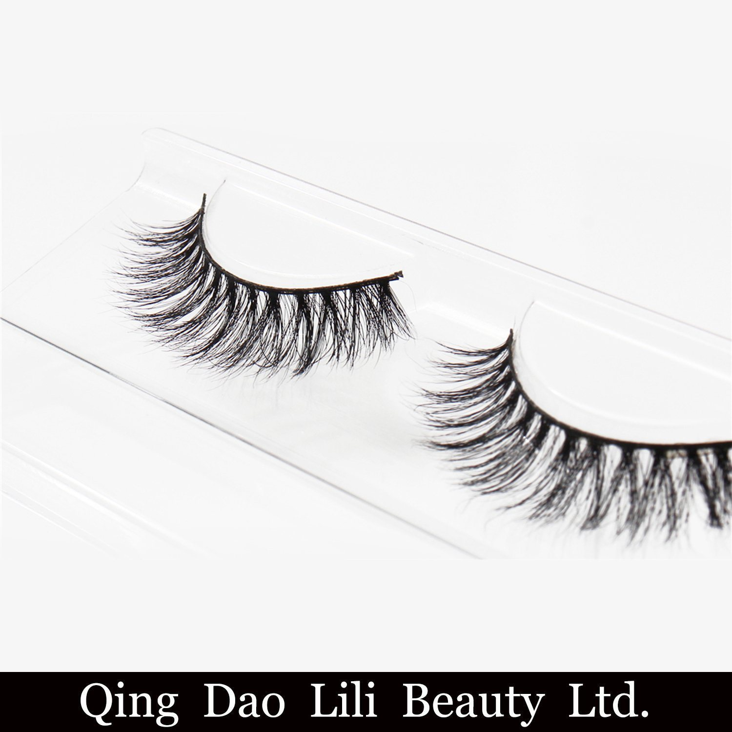 914c9bbdd30 Eyelash Extension Glue Dramatic Horse Fur 3D False Eyelashes Wholesale  Clear Band Lashes Eyelash Case
