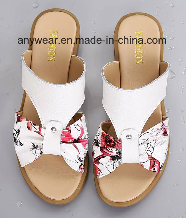 a30f3c56d China New Design Fashion Ladies Footwear Women Slippers Sandal Shoes ...
