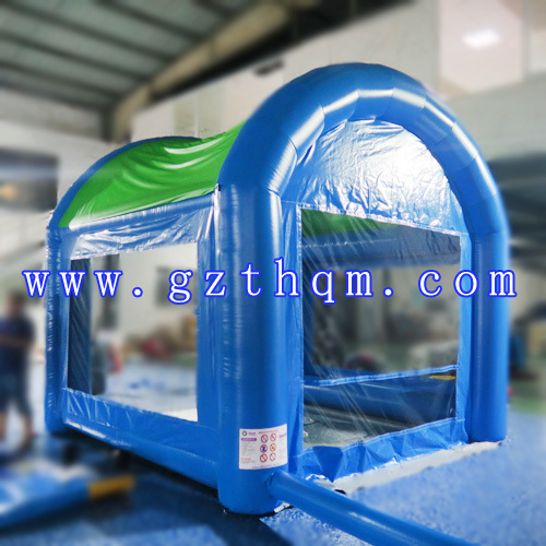 Inflatable Spray Booth/Small Paint Spray Booth/Inflatable Tent & China Inflatable Spray Booth/Small Paint Spray Booth/Inflatable ...