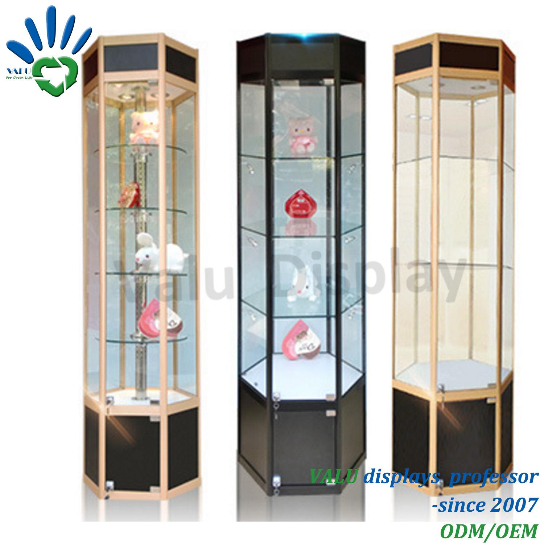Erstaunlich Vitrine Modern Beste Wahl Jewelry Aluminum Glass Display Showcase/lockable Glass Showcase
