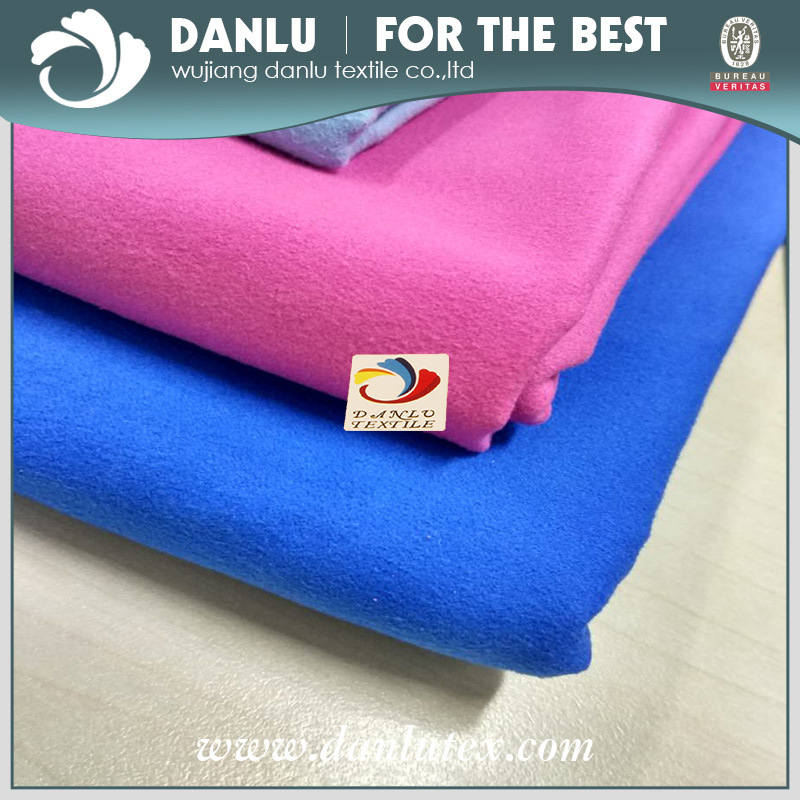Microfiber Both-Side Raised Flannelette for Quick-Drying Towel
