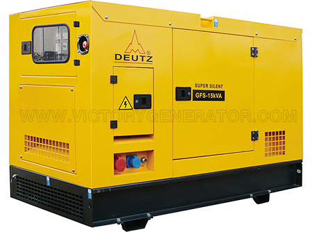 225kVA~625kVA Deutz Brand Diesel Generator Set with CE/Soncap/CIQ/ISO Certifications pictures & photos