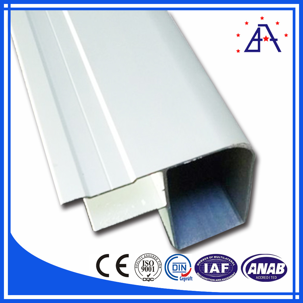 Ogromny China Best Quality Industry 6063-T5 Profile Aluminiowe - China QF54