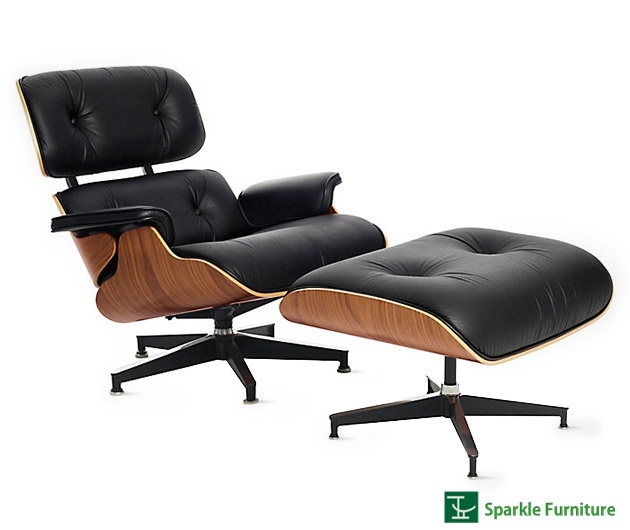 Excellent Hot Item Eames Lounge Chair With Ottoman Replica Caraccident5 Cool Chair Designs And Ideas Caraccident5Info