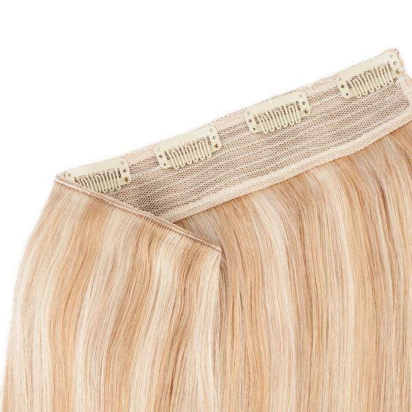 China 100 Human Hair Mix Colors Hollywood Volume Clip In Hair