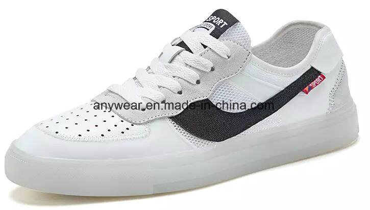 China New Design Canvas Shoes for Men