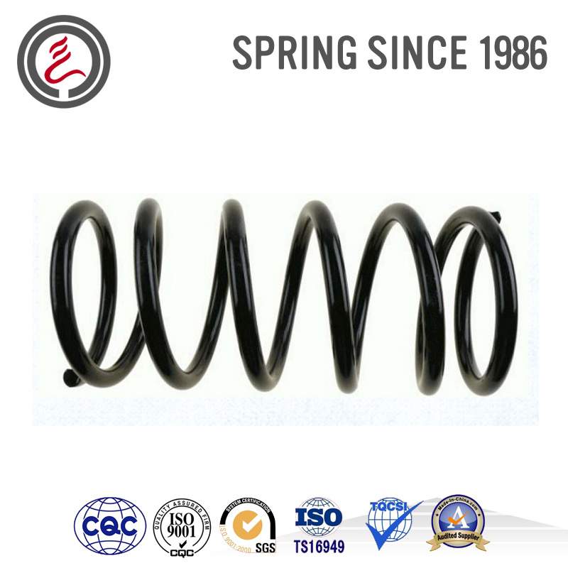 Alloy Car Spring with Colored Spray Paint Manufacturer
