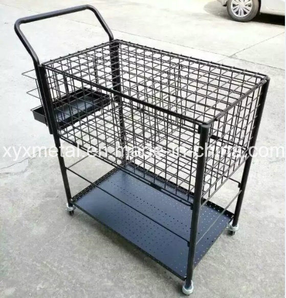 China Customized Sport Tennis Ball Metal Storage Basket Carts   China  Tennis Carts, Tennis Basket