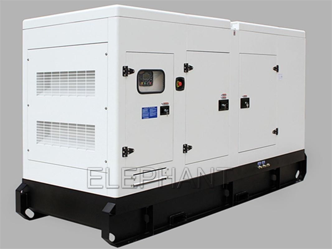 China 100kva Cummins Soundproof Diesel Generator Delixi Air Circuit Breaker Cdw16300 Manufacturer