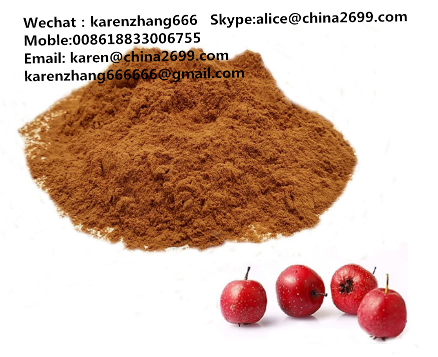 [Hot Item] Hawthorn Berry Fruit Extract Powder, Hawthorn Extract