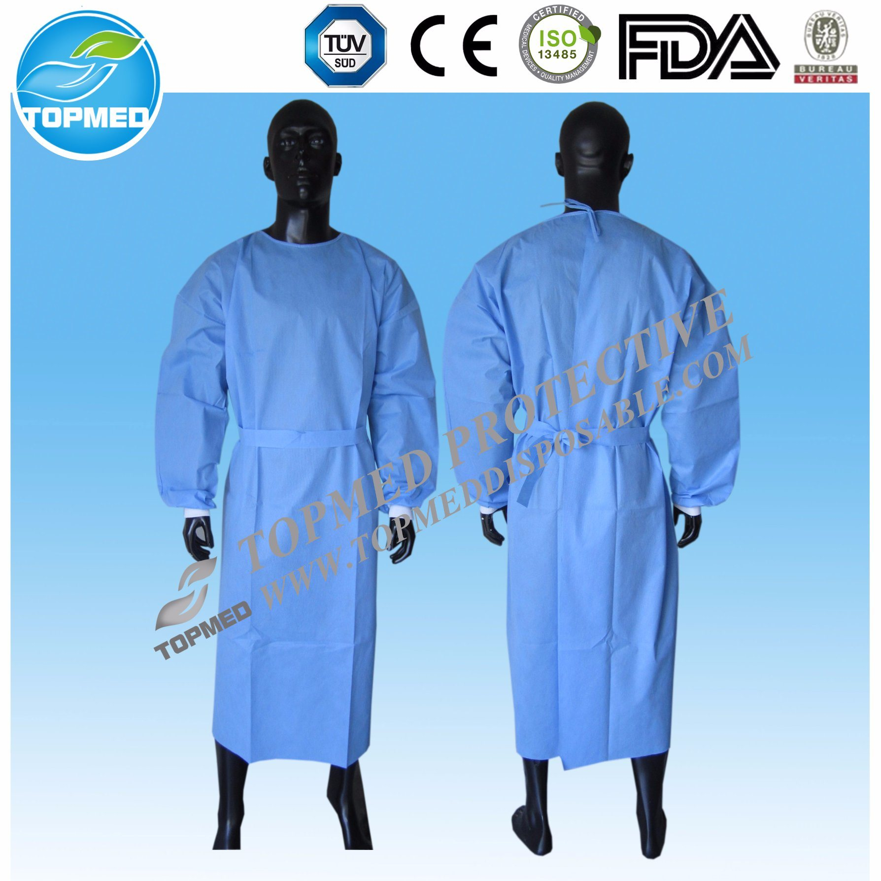 Wholesale Surgical Gown - Buy Reliable Surgical Gown from Surgical ...