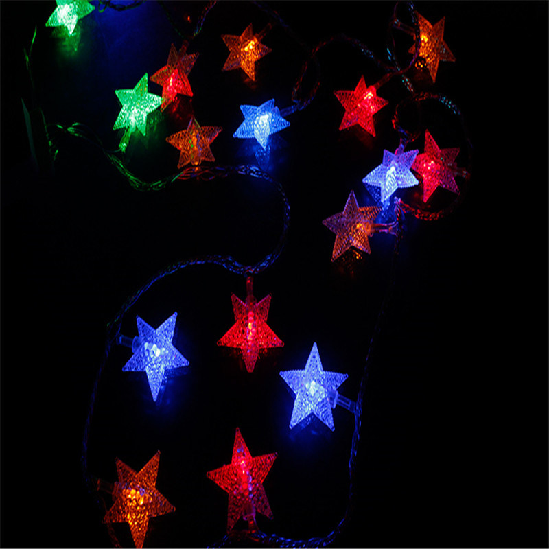 Ce& RoHS Approved Light String with Tree Decoratin