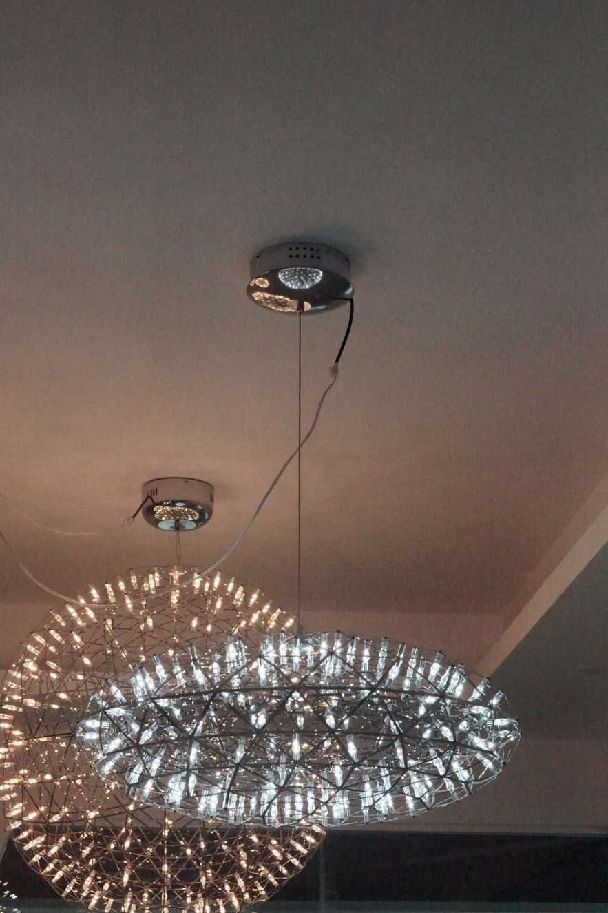 Stainless Steel Restaurant Hanging Ball Light (KAMD20850-750) pictures & photos