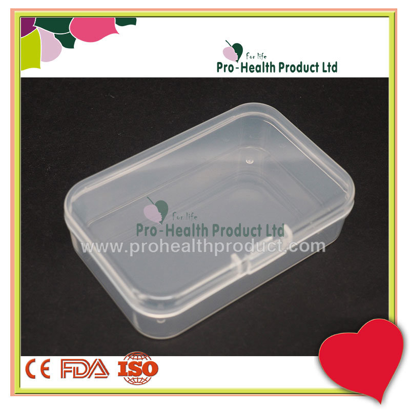 China 7 5 2cm Small Square Plastic Container Box