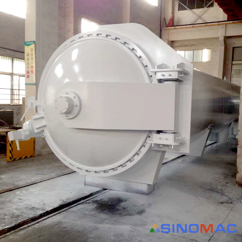 2000X6000mm CE Approved Carbon Fiber Curing Autoclave (SN-CGF2060) pictures & photos