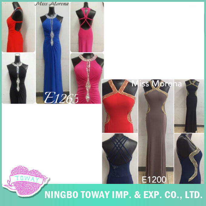 China Wedding Bridal Long Formal Evening All Types Of Ladies Dresses