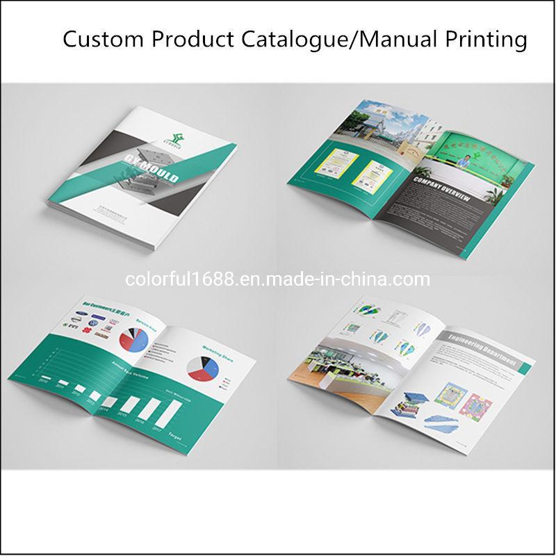 China Custom Print Promotion Flyer/Leaflet/Catalogue/Booklet
