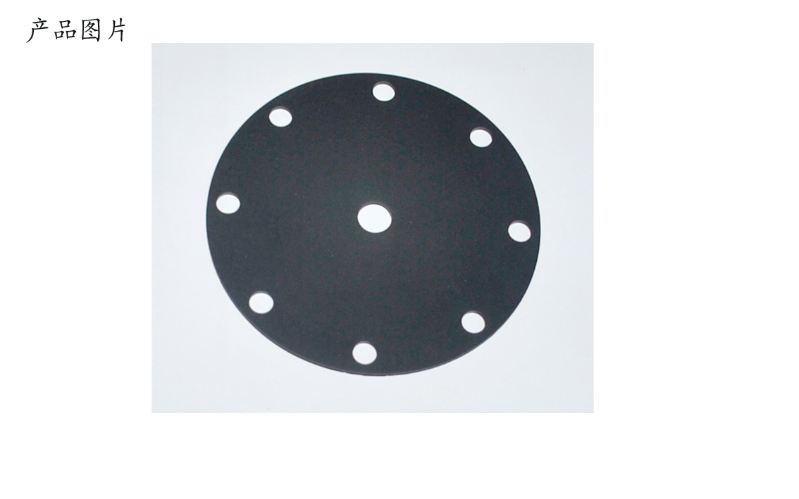 China Heat Resistant Ring Flat Rubber Washers, Rubber Gasket - China ...