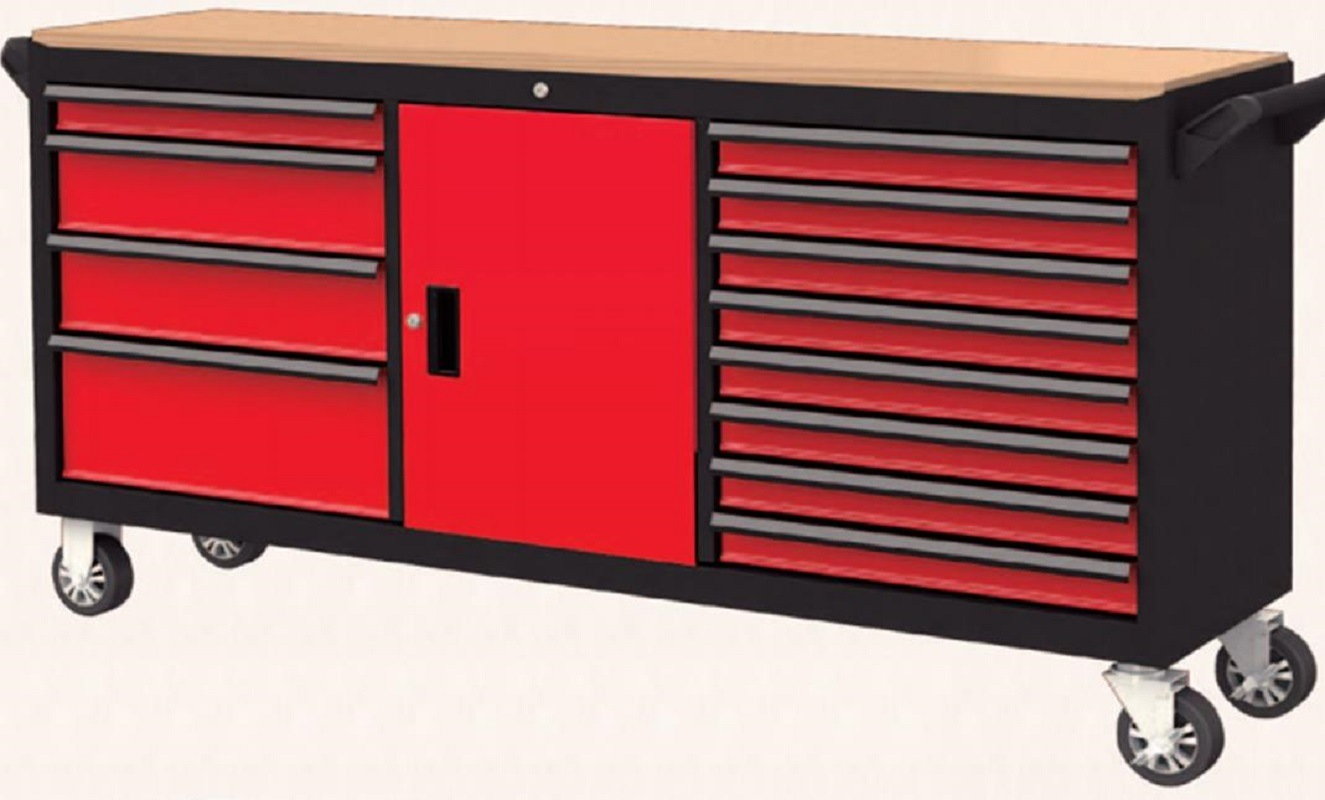 tool designed com in waterloo cabinets the amazon red cabinet and dp shop series finish w usa assembled drawer engineered