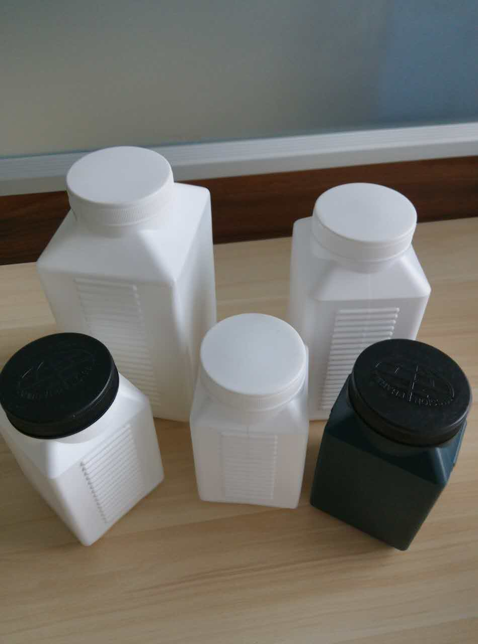 500g HDPE Plastic Bottle Apply to Solid Medicine