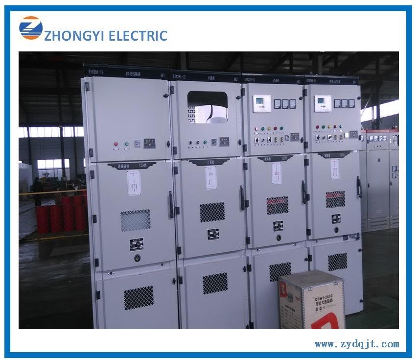 China Power Equipment Manufacturer Indoor Gas Insulation Metal ...