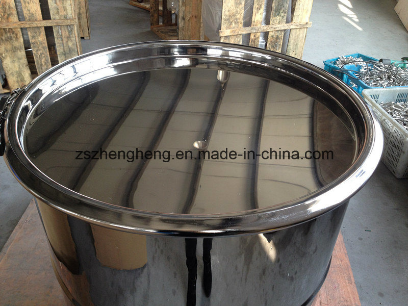 Professional and Innovated Stainless Steel Drum