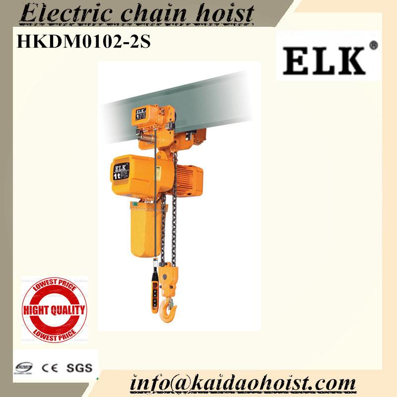 china kito type 1 ton electric chain hoist china. Black Bedroom Furniture Sets. Home Design Ideas