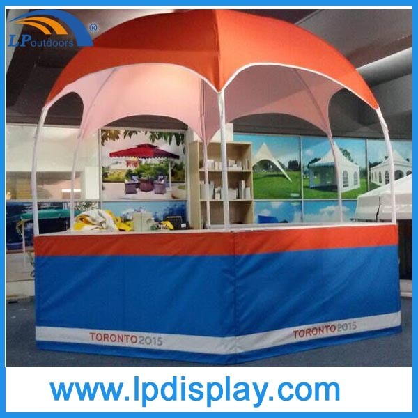 Outdoor Advertising Kiosk Dome Gazebo Tent for Exhibition pictures & photos