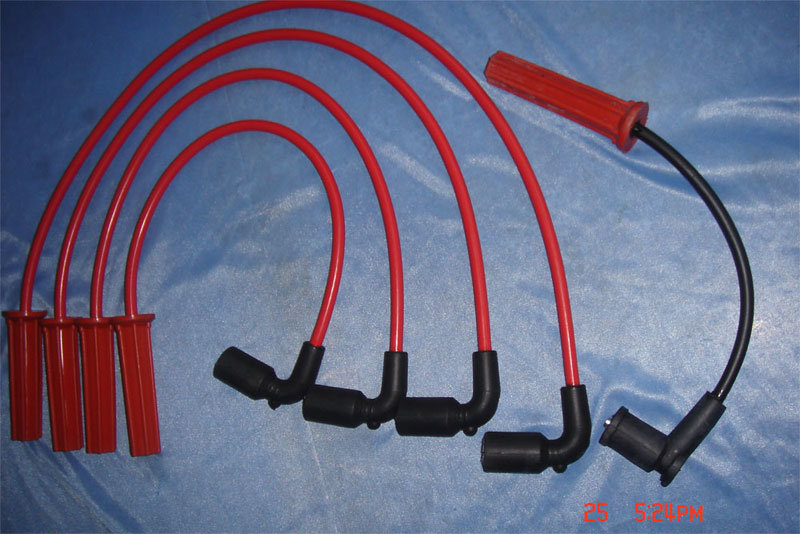 China Spark Plug Wire/Ignition Wire Set for CNG Car (Excellent ...