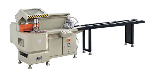 Kt-328ad Auto-Feeding Aluminum Single Head Cutting Machine (for window and door)