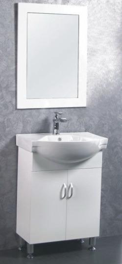 60cm MDF/PVC Bathroom Cabinet Furniture (C 6302)