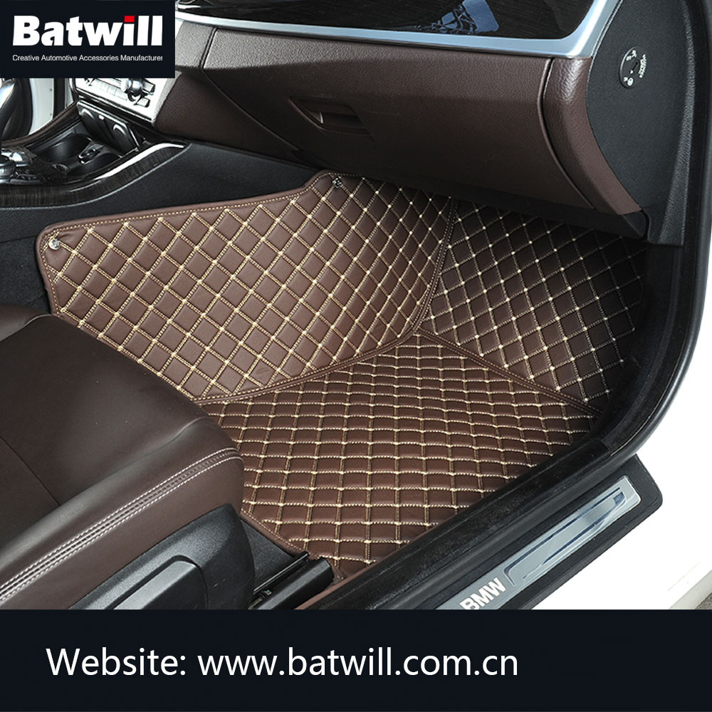 China Luxury Car Mats Unique